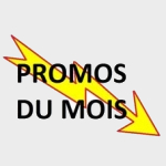 Promos du mois