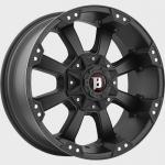 Ballistic 845 Black