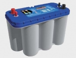 Batterie OPTIMA - 12V - 75 Ah