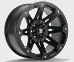 Bllistic 814 Gen2 Black