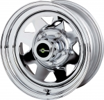Jantes GOSS CHROME - TRIANGULAR OFFROAD