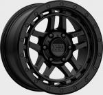 KMC XD140 Satin Black