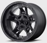 KMC XD827 Mat Black