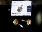 Kit de conversion en phare à LED