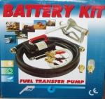 Kit portable de transfert de carburant