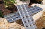 Plaques à sable en Aluminium