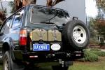 Porte roue KAYMAR droit ou gauche sur châssis HDJ80