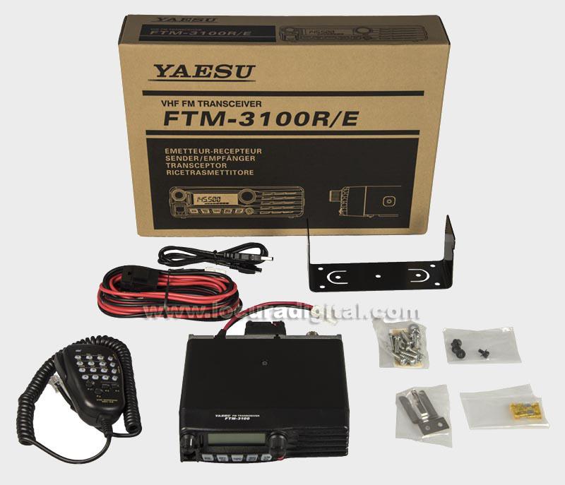 Yaesu FTM3100 2
